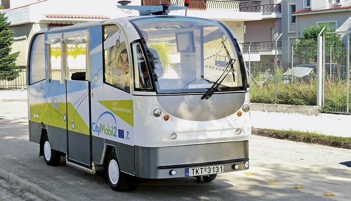 В Баку будут работать пассажирские автобусы без водителей