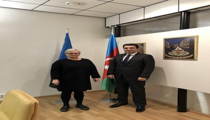 Назначен новый глава дипмиссии Эстонии в Азербайджане