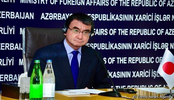 Глава МИД Японии: Токио упрощает визовый режим для граждан Азербайджана