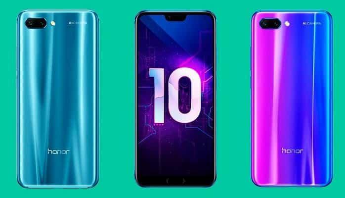 """""""Huawei Honor 10"""" smartfonu rəsmən təqdim edilib"""