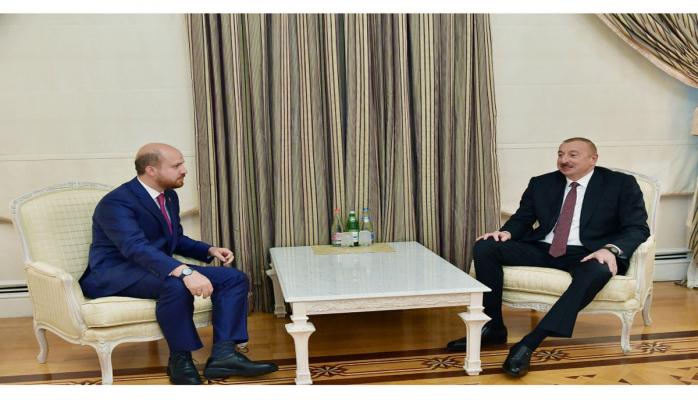 Президент Ильхам Алиев принял делегацию Всемирной конфедерации этноспорта