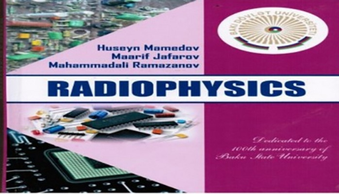 """Radiofizika"" kitabı çapdan çıxıb"