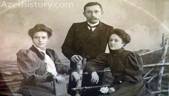 Групповые портреты бакинцев рубежа XIX и XX вв. (ФОТО)