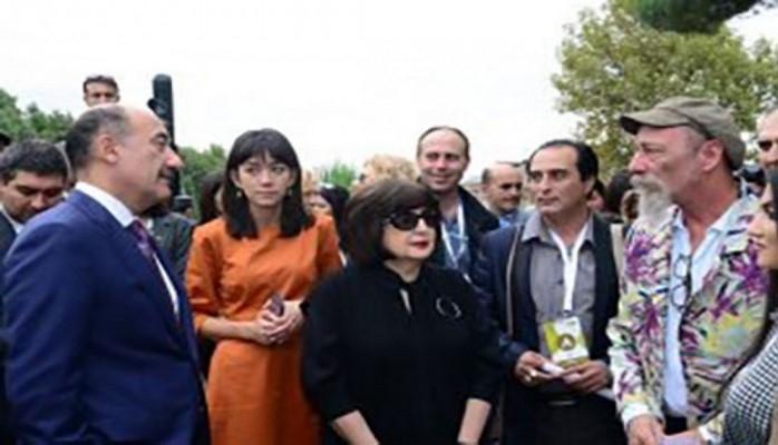 В Шамахы состоялось торжественное открытие Фестиваля поэзии, искусства, духовности – Насими