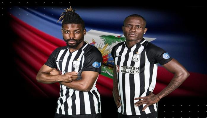 'Neftçi'nin iki futbolçusu Haiti milli komandasına çağırılıb