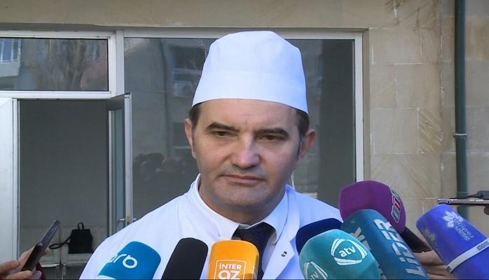 Azər Maqsudov: Plastik qablara yığılmış su xroniki zəhərlənməyə səbəb ola bilər