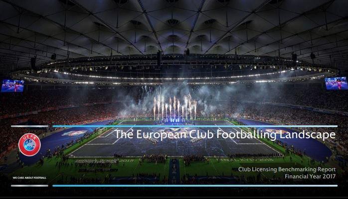 Azərbaycan klubları UEFA-dan 20 milyon avro vəsait əldə edib