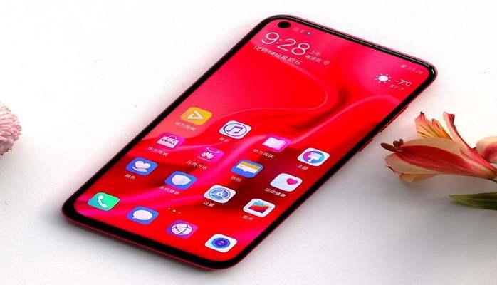 """""""Huawei"""" ön kamerası displeyə qurulmuş """"Nova 4"""" smartfonunu təqdim edib"""