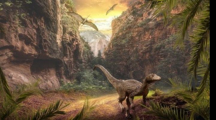 В гибели динозавров обвиняют астероид, а не вулканы