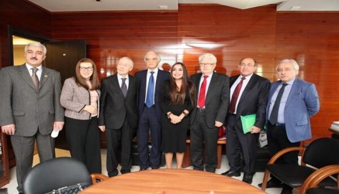 Лейла Алиева на международной конференции