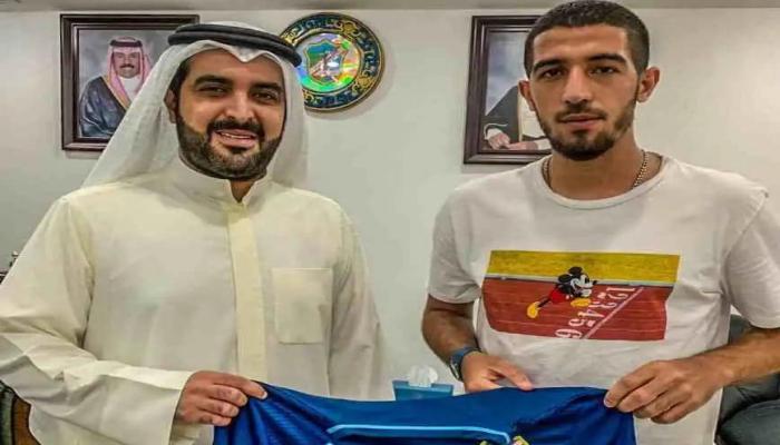 Futbolçumuz Küveyt klubuna transfer oldu