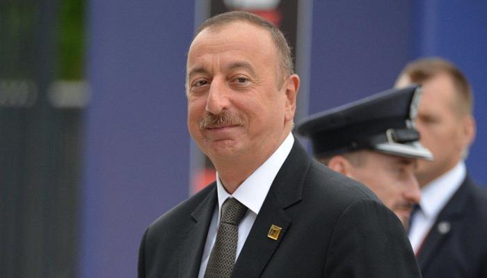 Prezident Ramil Usubovla görüşdü