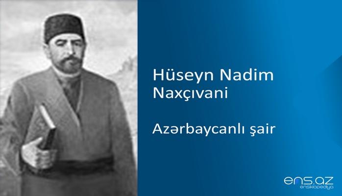 Hüseyn Nadim Naxçıvani