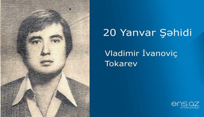 Vladimir Tokarev İvanoviç