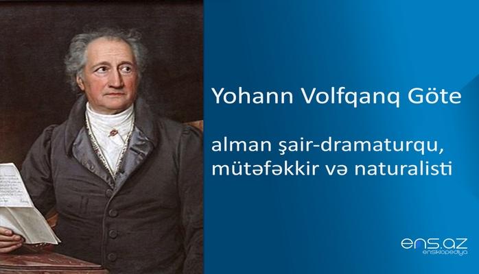 Yohann Volfqanq Göte
