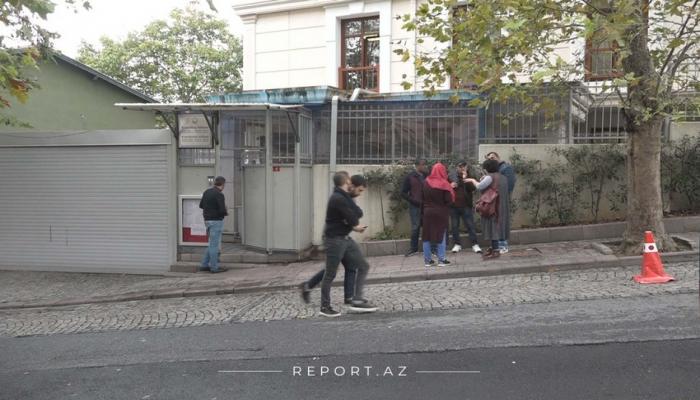 Проживающие в Турции азербайджанцы добровольно записываются в армию