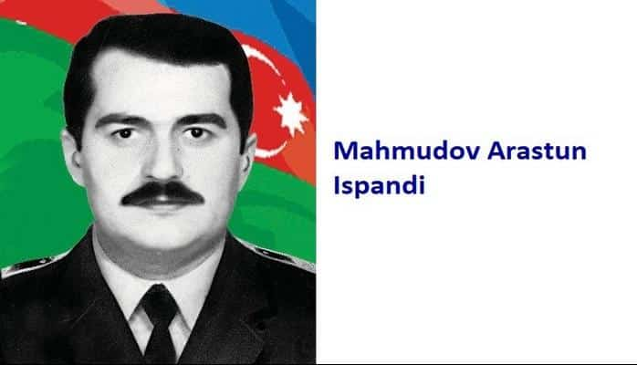 Mahmudov Arastun Ispandi