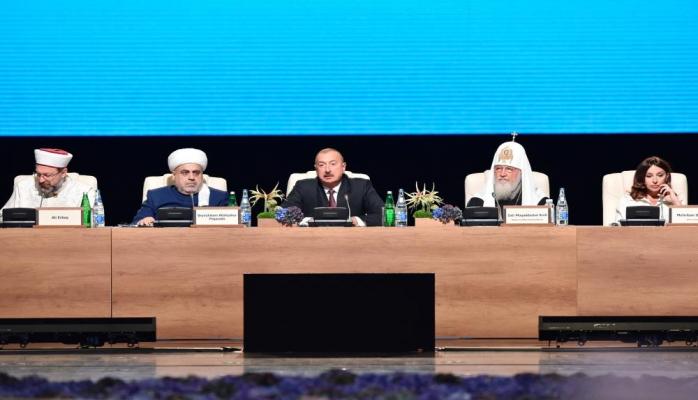 Президент Ильхам Алиев: Единственный путь урегулирования армяно-азербайджанского нагорно-карабахского конфликта – восстановление территориальной целостности Азербайджана