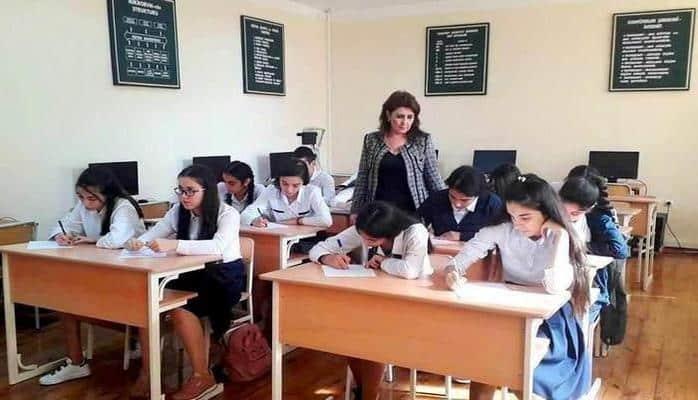 Минобразования Азербайджана о конкурсе для учителей, работающих по срочным договорам