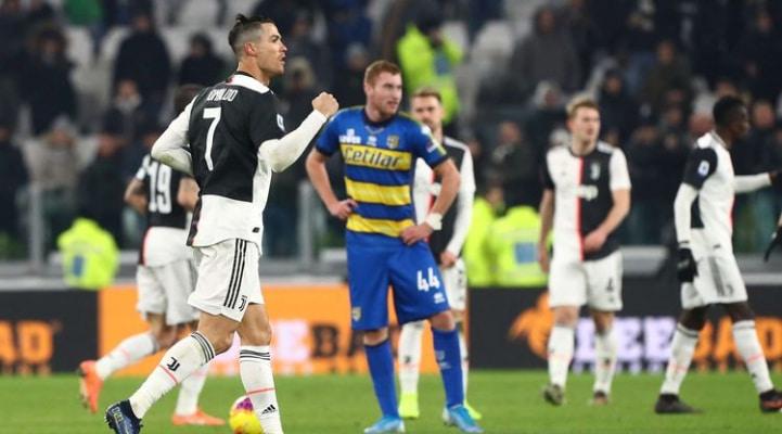 Kriştianu Ronaldo çempiona qələbə qazandırıb, izləyicilərlə fərq artıb