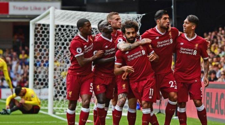 """Ливерпуль"" победил ""Манчестер Юнайтед"" в матче чемпионата Англии"