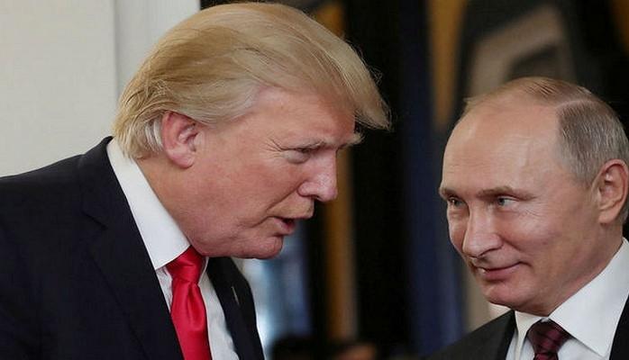 Трамп вновь назвал встречу сПутиным одной излучших