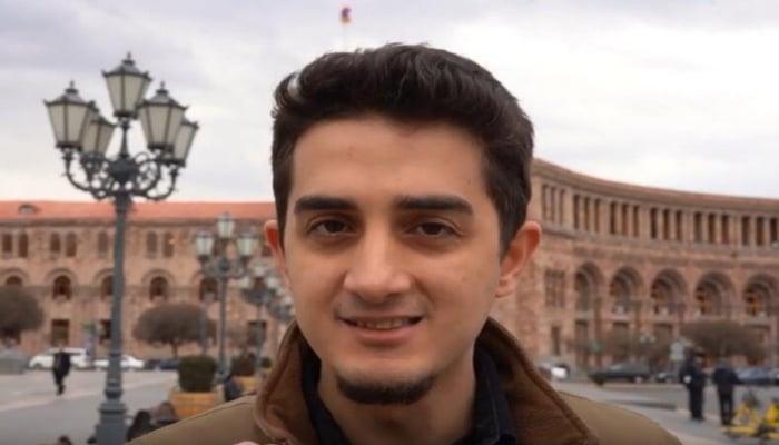 Известный блогер показал агрессию армян