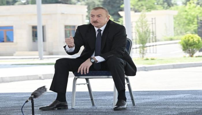 Президент Ильхам Алиев: Мы набираемся сил, мы должны стать и станем еще сильнее