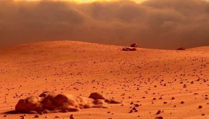 Ученые утверждают: в атмосфере Марса нет метана