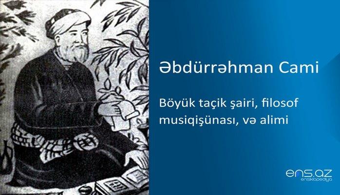 Əbdürrəhman Cami