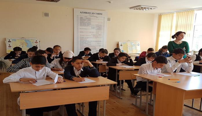 Некоторые школы Азербайджана получили право предоставлять платные услуги