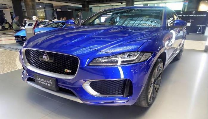 Ателье Lister Motor представило доработанную версию Jaguar F-Pace