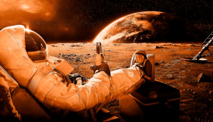 NASA скрывало правду: Марс обладает кислородом в молекулярном виде