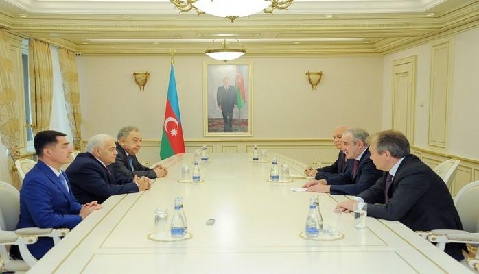 Азербайджано-российские межпарламентские связи находятся на высоком уровне