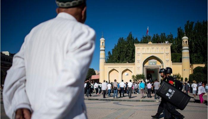 Çin medyası: Sincan'da Uygurlara kötü muamele yapıldığı 'yalan haber'