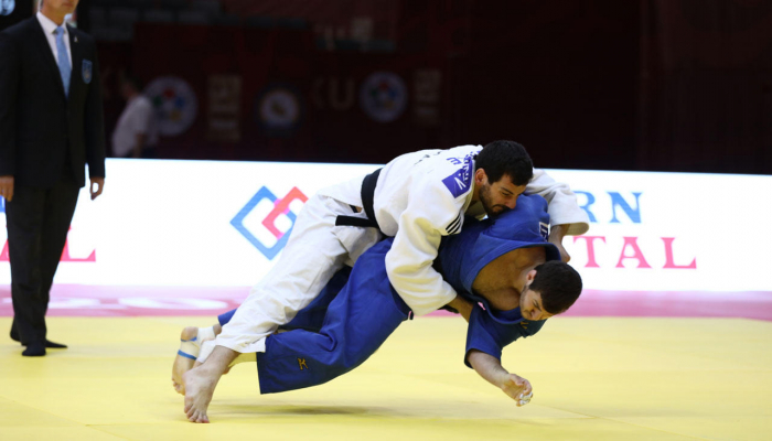Azərbaycan 2-ci Avropa Oyunlarında 15 cüdoçu ilə təmsil olunacaq