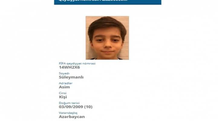 Зарегистрирован 200-тысячный член азербайджанской футбольной семьи