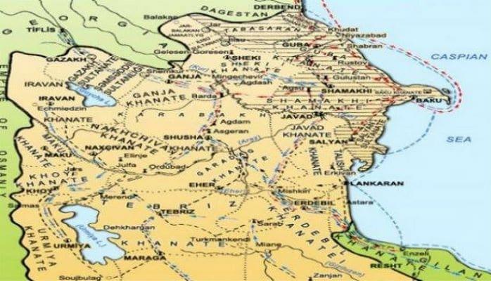 Azərbaycanı iki yerə bölən müqavilənin imzalanmasından 205 il ötdü
