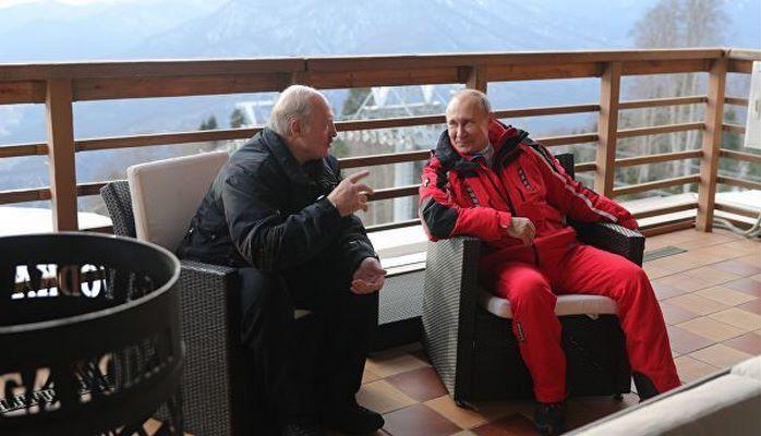 Лукашенко отменил визит в Мюнхен из-за встречи с Путиным