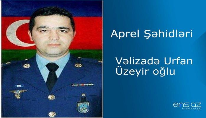 Urfan Vəlizadə Üzeyir oğlu