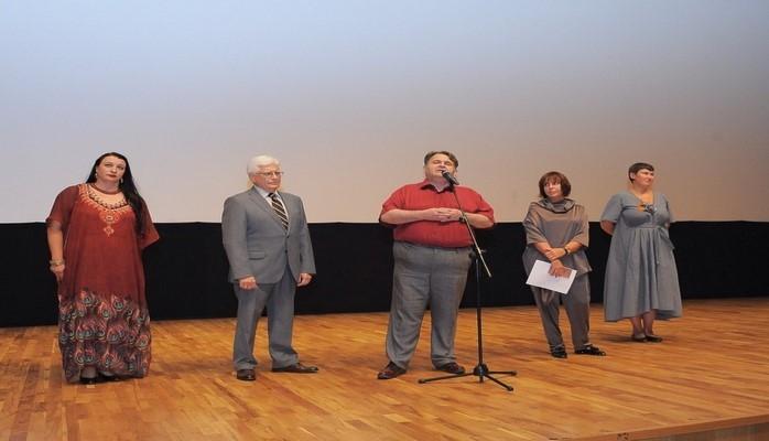 В киноцентре «Низами» состоялось открытие Недели российского кино