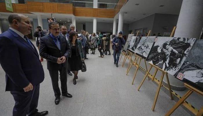В Стамбуле открылась выставка, посвященная Ходжалинскому геноциду