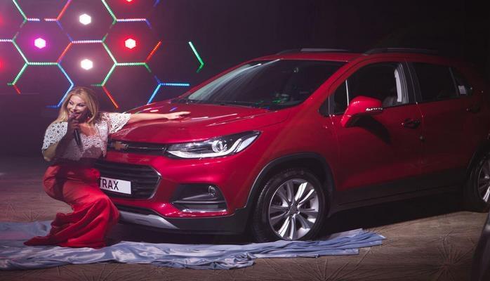 Yenilənmiş Chevrolet Malibu modelinin Azərbaycanda təqdimatı keçirilib