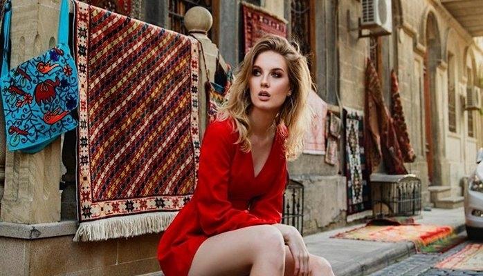 Как в Венеции и Швейцарии: известная россиянка рассказала о поездке в Баку