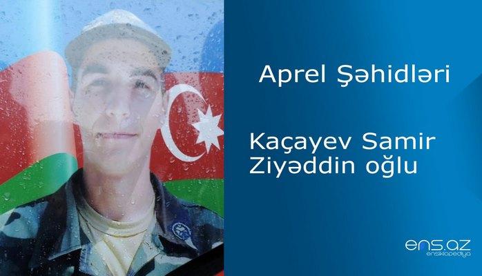 Samir Kaçayev Ziyəddin oğlu