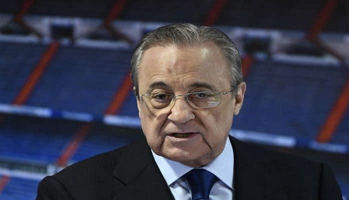 """""""Real Madrid""""in prezidenti Avropa Superliqası keçirməyi təklif edib"""