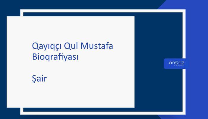 Qayıqçı Qul Mustafa