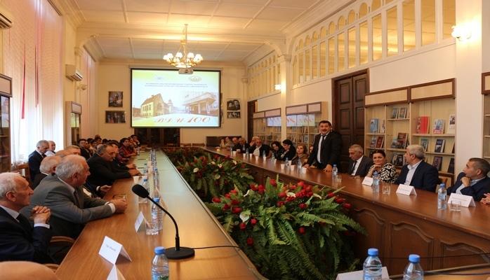Ректор Эльчин Бабаев: БГУ в предстоящие 100 лет вступает с новой энергией и достигнет новых высот