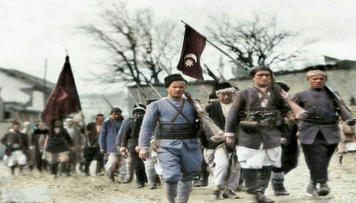 Şərqdə ilk demokratik Respublika