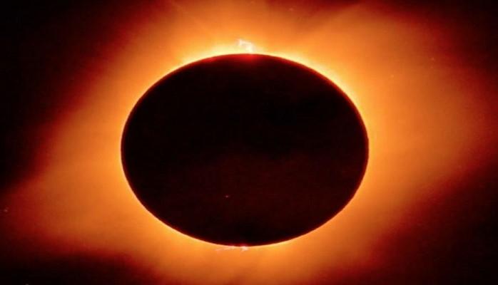 Bu gün ilin ikinci Günəş tutulması baş verib
